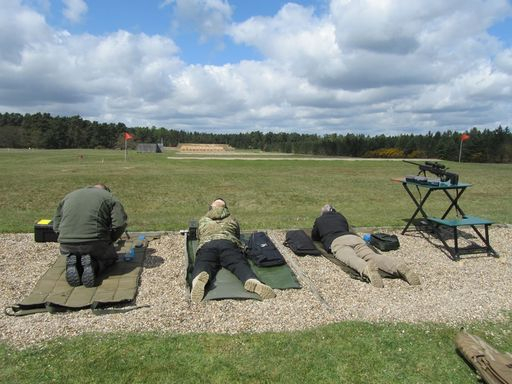 Thetford Gallery Rifle Range