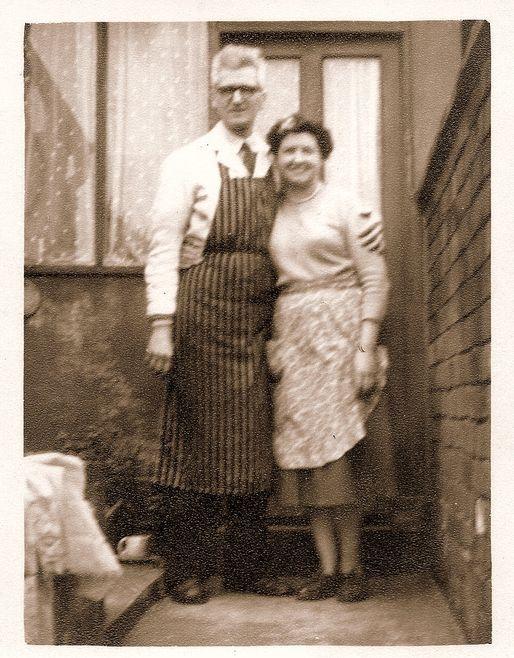 Mr Mrs Simpkins Athelstane Road Conisbrough