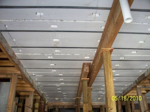 Amvic ICF Wall Bracing System