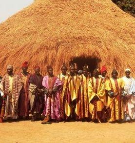 chefferie Mboum Cameroun
