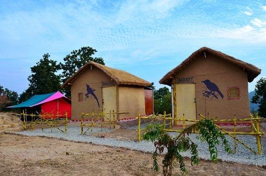Tent & Huts