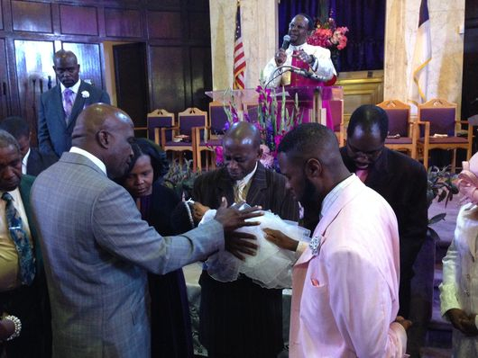 Baby Dedications and Christening
