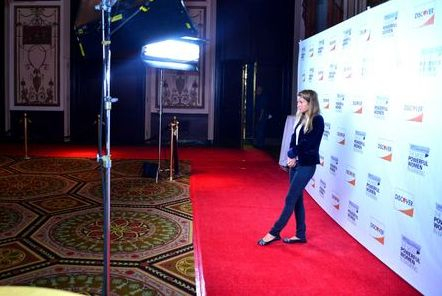 Red Carpet photographer for events with instant prints