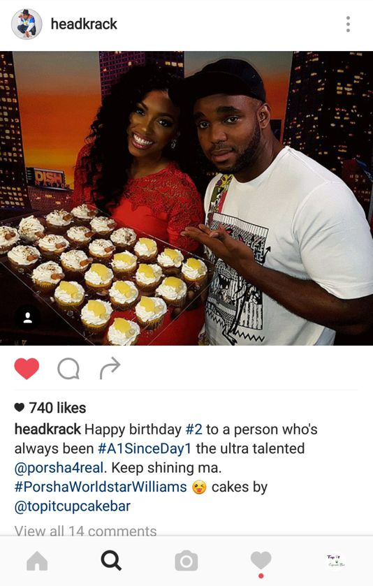 Happy Birthday Porsha Williams