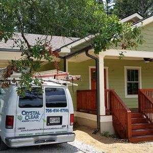 Crystal Clear Windows & Gutters, LLC