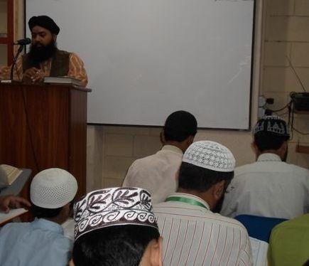 classes at Al Furqan Scholars Academy
