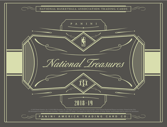 National Trreasures