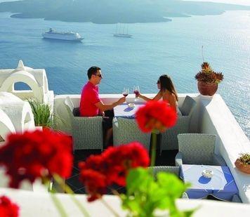 Santorini most romantic destination in the world