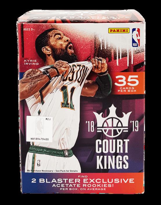 2018-19 Panini Court Kings Blaster Box $34.95