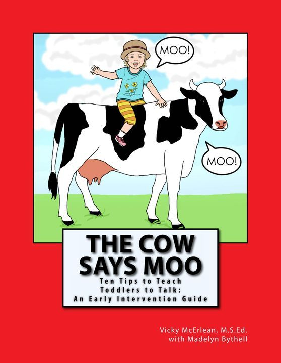 The Cow Says Moo Book