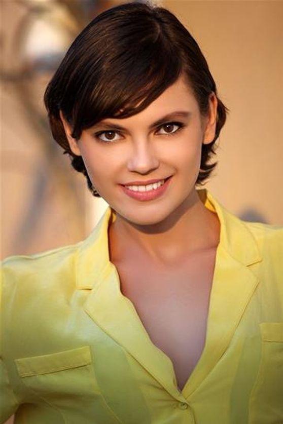 SILVIA BUSUIOC, actress