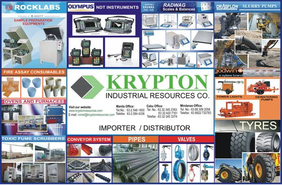 KRYPTON PRODUCT LINES