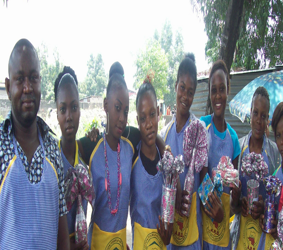 ARD and The Father's House graduates in Congo DR