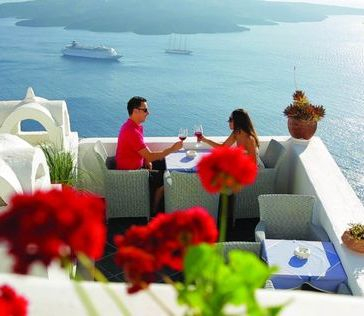 Santorini most romantic destination in the world