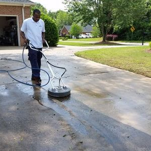 Flat Surface Cleaning
