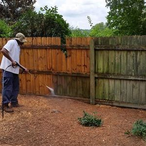 Wood Fence Restoration