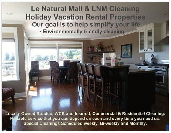 LNM CLEANING  at LE NATURAL MALL