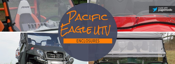Pacific Eagle UTV Cabs