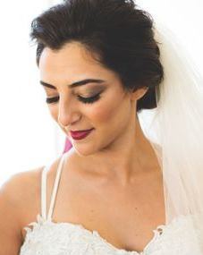 bridal makeup and hair packages