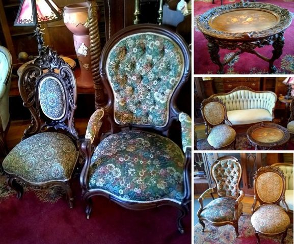 Victorian Side Chairs