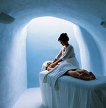 Hotel Spa  in Santorini, Greece