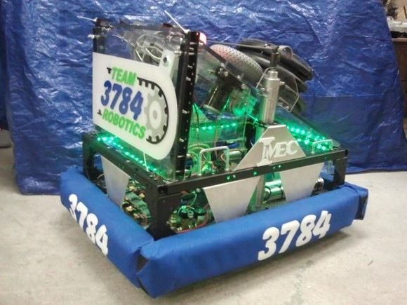 Our 2013 robot.