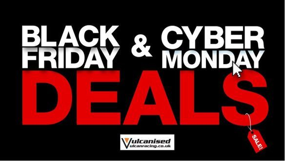 Black Friday Cyber Monday Offers from Vulcan Racing