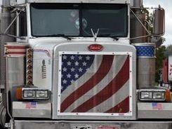 American way.... Trucking!