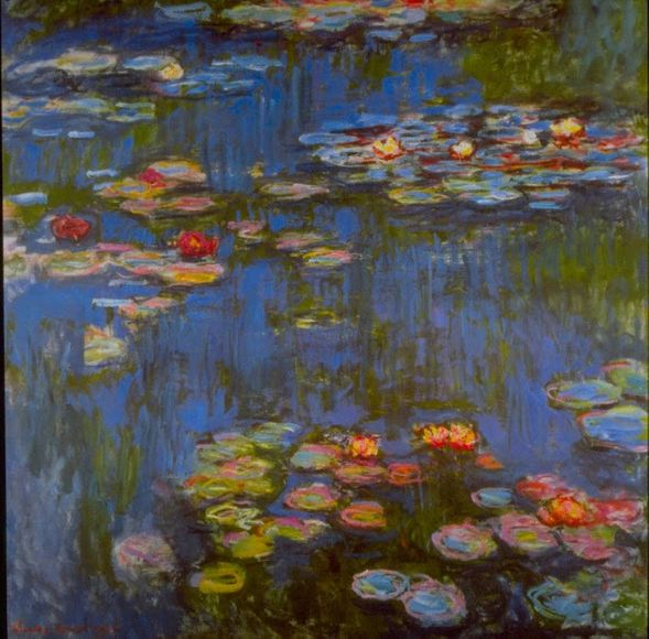 Waterlillies by Monet