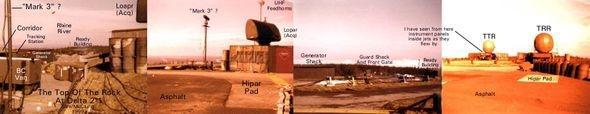 IFC Radar Area , Nike Hercules Missile Site D Btry 2nd Bn 1st ADA 32nd AADCOM, Dichtelbach, Germany.