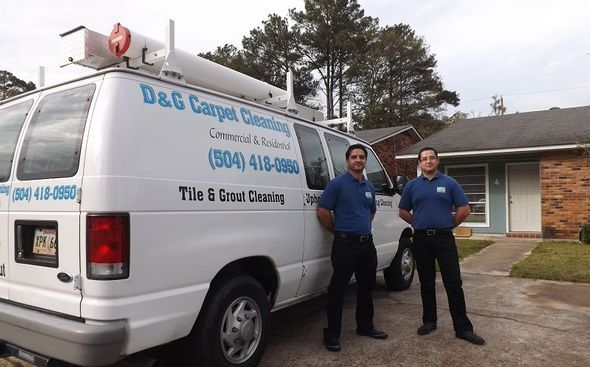 D&G Carpet Cleaning Team