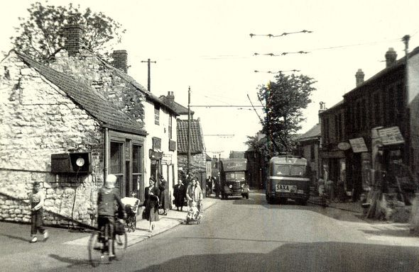 Church Street Conisbrough