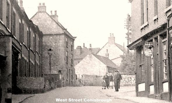 West Street Conisbrough