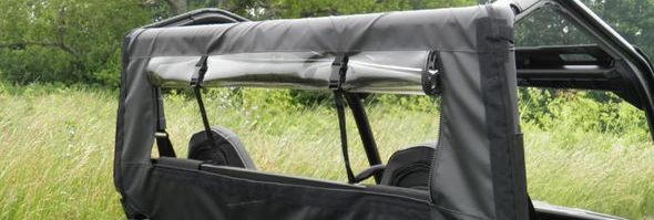 Polaris General Cabs & Lexan Windshields