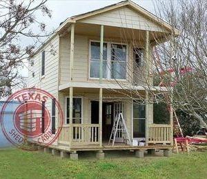 16x28 2 floor cabin