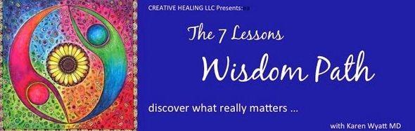 7 Lessons Wisdom Path
