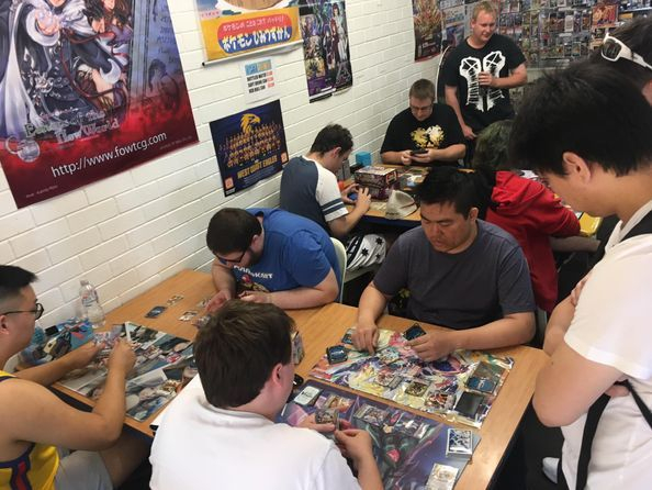 Just Cards Card Fight Vanguard Tournament