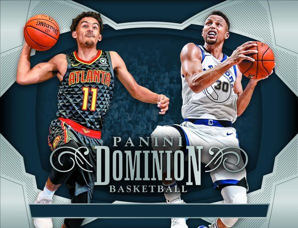 Dominion Hobby Box 2018-19