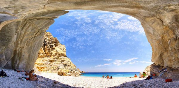 Ikaria , the isle to live forever