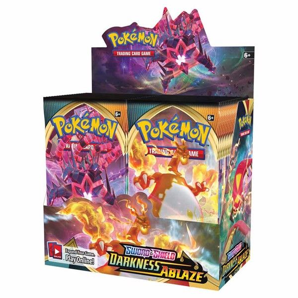 Darkness Ablaze Booster Box $199.95