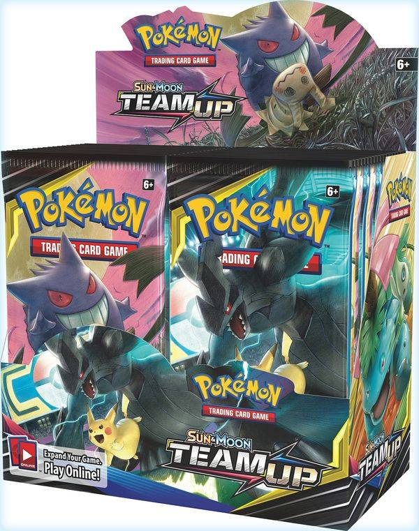 TEAM UP 36-Pack Booster BOX $139.95