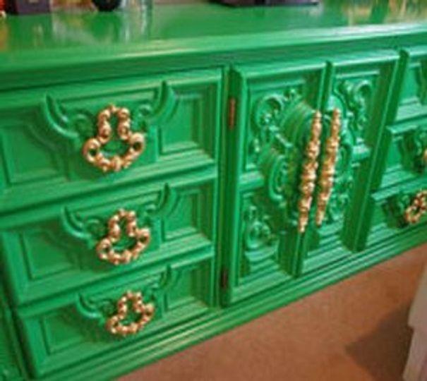 móvel laqueção  Verde