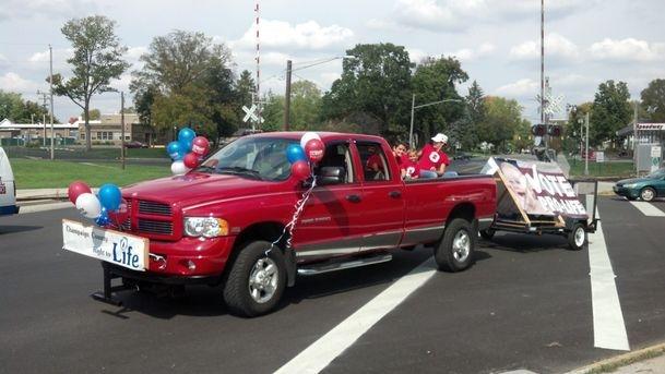 Pro-Life Float Parade