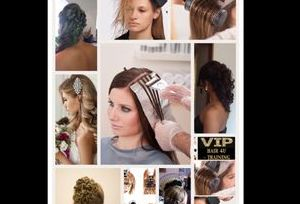FOUNDATION HAIR UP COURSE
