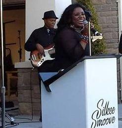 Silkee Smoove playing Motown