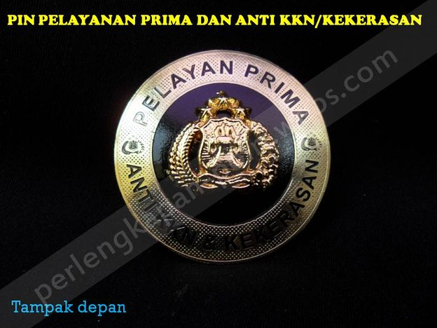 HOT ITEM PIN PELAYANAN PRIMA