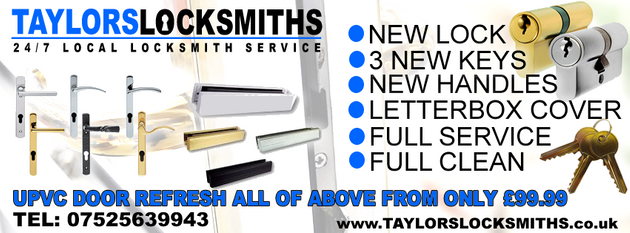 Gateshead Locksmith Taylors Locksmiths