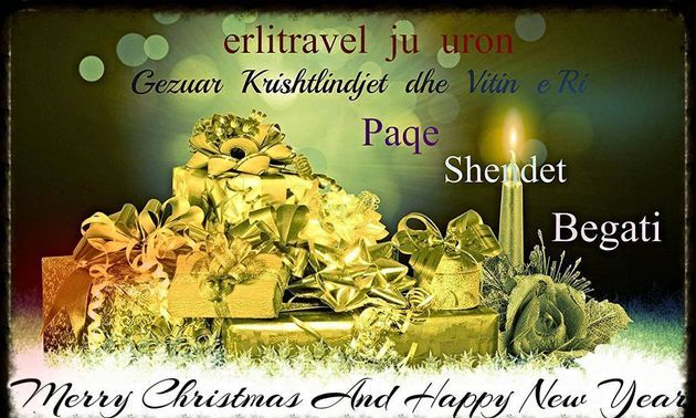gezuar festat e fund vitit