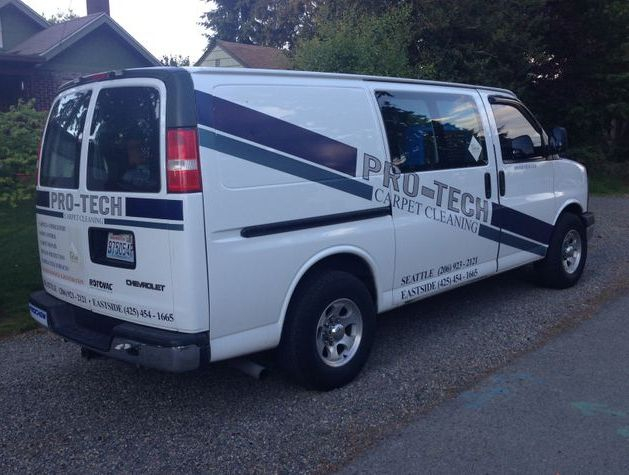 Pro Tech Carpet Cleaning Home