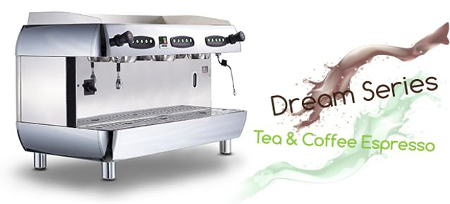 Tea Espresso Machine